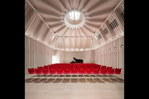 Royal academy music recital room 01